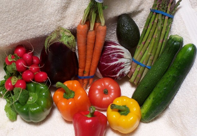 Eating %100 Raw Food for 30 days
