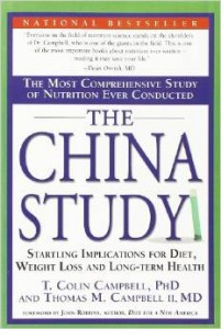 The China Study, Dr T. Colin Campbell